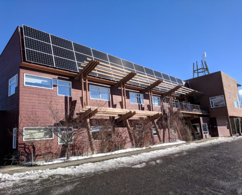 Canadian Commercial Solar Panels First Nations