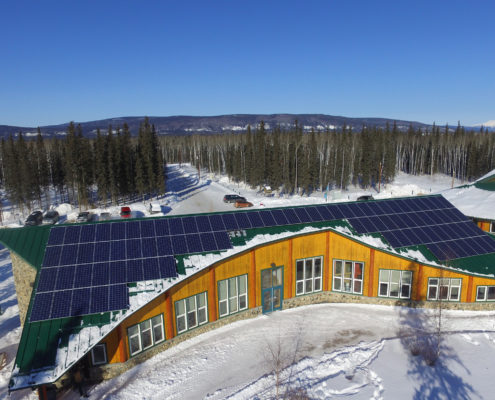 Commercial First Nation Solar Energy Partnership